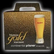 3 Kg Muntons Gold 40 Pint Beer Kits