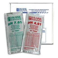 4.01 pH Calibration Solution For pH Meters from Hanna Instruments 20ml