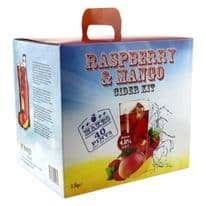 Young's Raspberry And Mango 40 pint / 23L Cider Kit