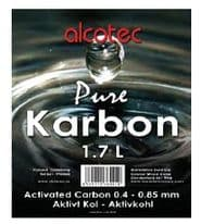 Alcotec Liquid Activated Carbon 200 grams For 5 Litres (30914)