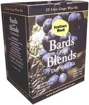 Bards Grape Blends 7-Day French Red Wine Kit