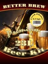 Better Brew Bandit Brew Tequila and Lime 1.8 Kgs Beer Kit