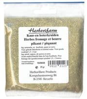 Cheese/Butter Herbs Savoury Mixture 25 grams