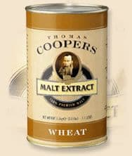 Coopers Malt Extract Wheat 1.5kg