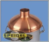 Copper Hood Suitable For The Braumeister 20 Litre (item: 77323)