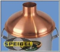 Copper Hood Suitable For The Braumeister 50 l (item: 77358)