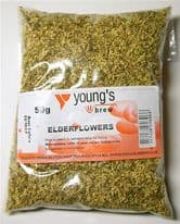 Elderflowers 50grm