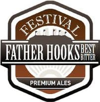 Festival Father Hooks Best Bitter 3.0 Kg Beer Kit