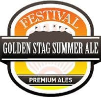 Festival Golden Stag Summer 3.0 Kg Beer Kit