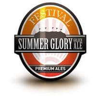 Festival Summer Glory Golden Ale 3.0 Kg Beer Kit