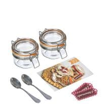 Kilner 7 Piece Dessert Jar Set