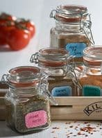Kilner Gift Sets, Jar Sets, Wooden Crates And Caddys