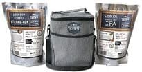 Mangrove Jack's Free Cooler Bag Pack With Bourbon Barrel and Simcoe IPA Kits