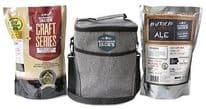 Mangrove Jack's Free Cooler Bag Pack With Grapefruit IPA and American Amber Kits