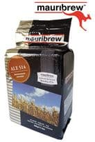Mauribrew Yeast ALE 514 (12.5 grams)