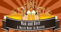 Men and Beer - A Match Made in Heaven (November 2013)