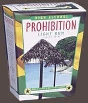 Prohibition Spirit Kits Light Rum