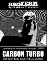 Puriferm Carbon Turbo Yeast With Activated Carbon