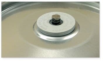 Rubber Plug With Pressure Relief For Mini Keg 5 Litre