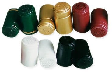 Shrink Capsules Gold Pack Of 30