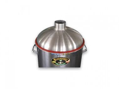 Stainless steel lid for 50-litre Braumeister (item: 78033)