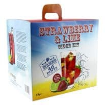 Young's Strawberry And Lime 40 pint / 23L Cider Kit