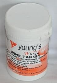 Youngs Wine Tannin 50grm